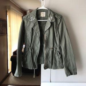 Dolled Up utility jacket
